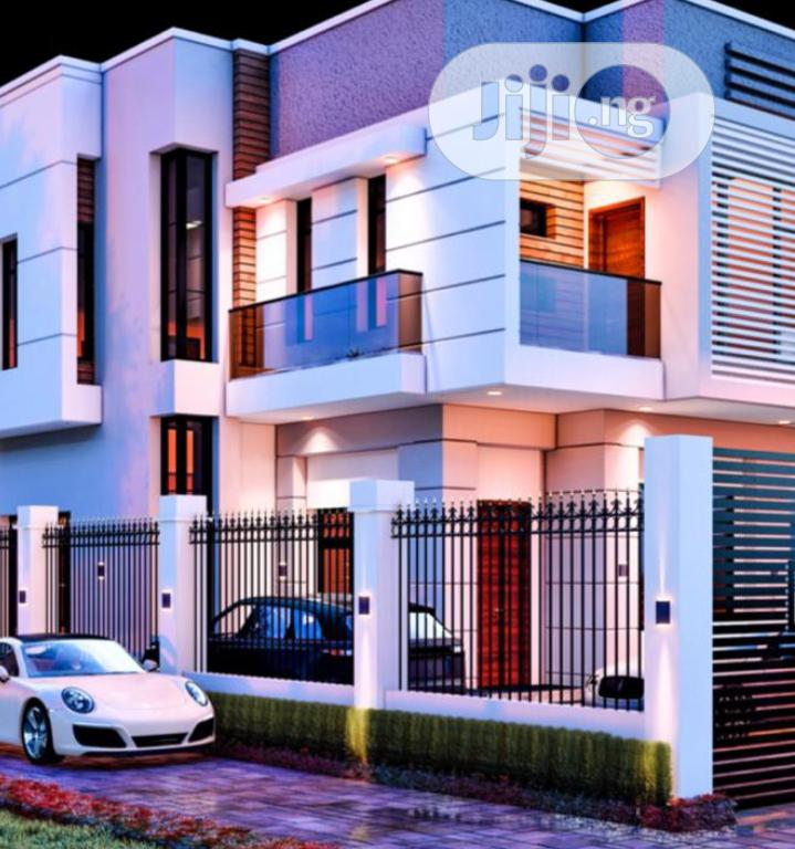 80% Completed 4bedroom Duplex With BQ Land | Land & Plots For Sale for sale in Lekki, Lagos State, Nigeria