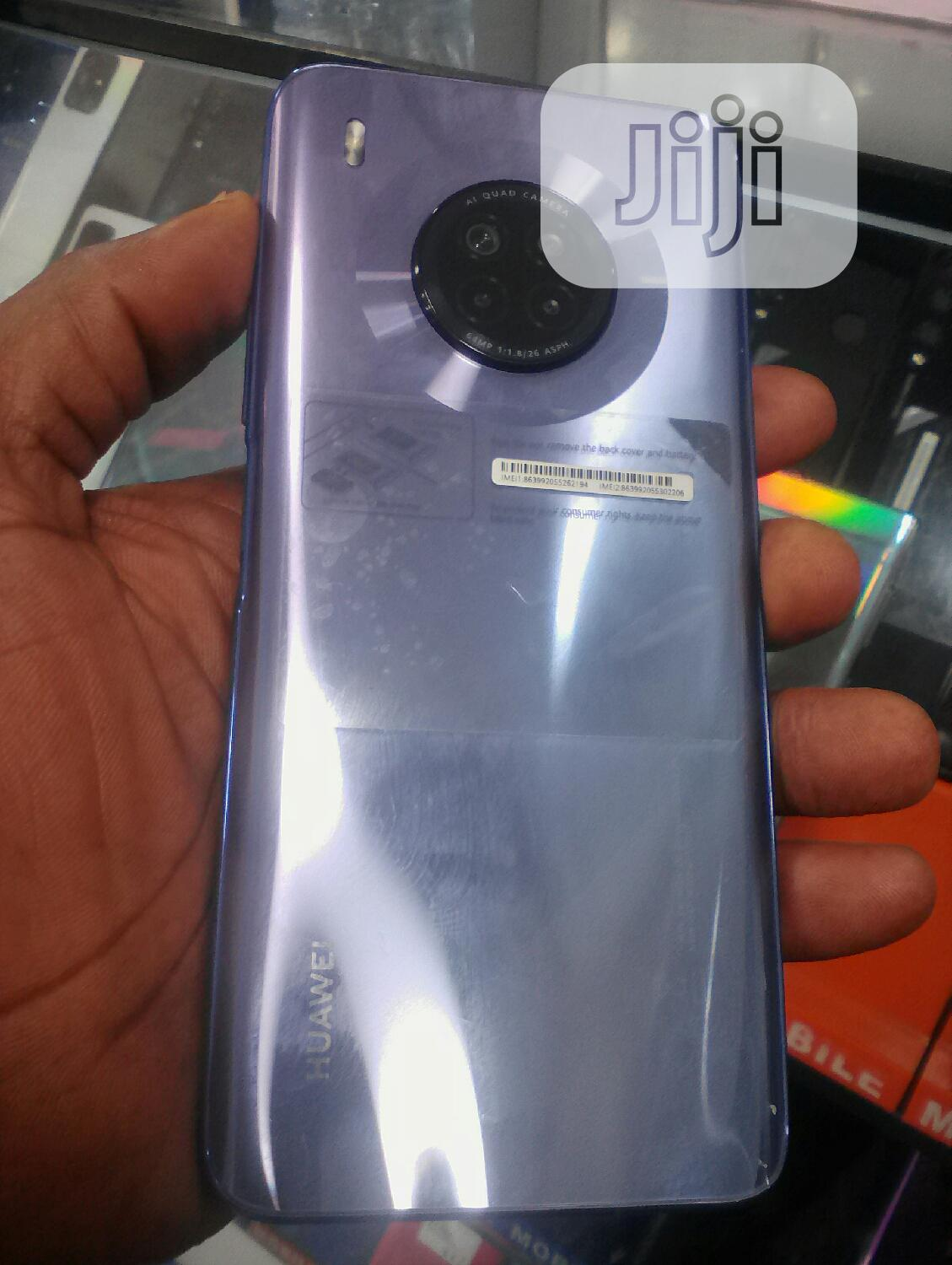 Huawei Y9a 128GB Blue | Mobile Phones for sale in Ikeja, Lagos State, Nigeria