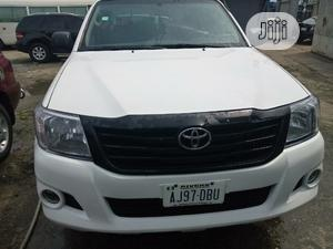 Toyota Hilux 2008 2.7 VVTi 4x4 SRX White | Cars for sale in Rivers State, Port-Harcourt