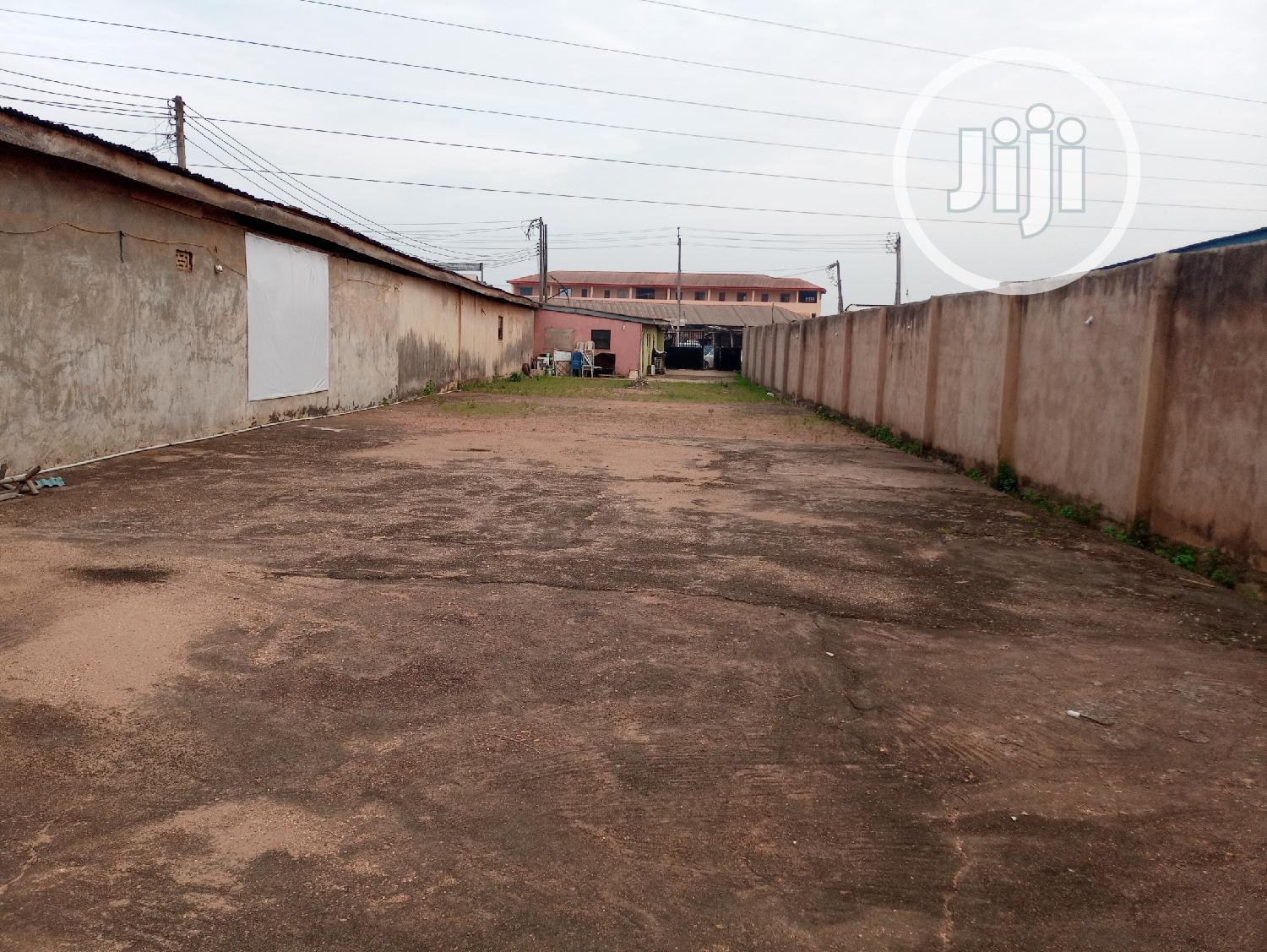 Very Large Bareland At Ipaja For Rent Or Lease