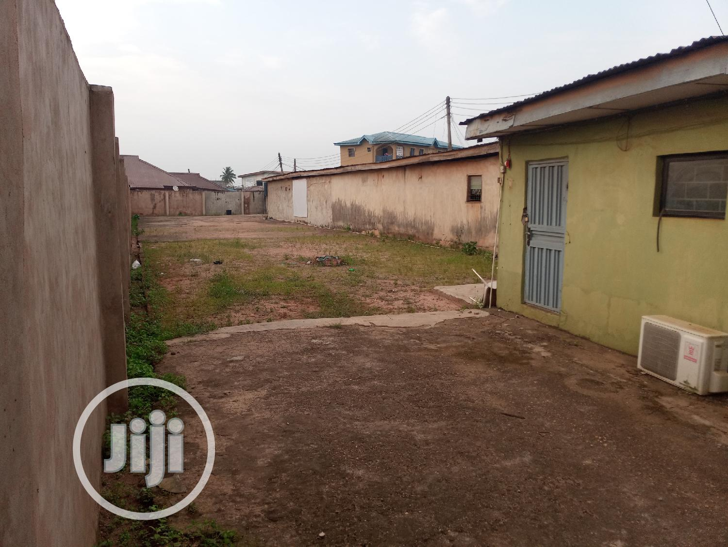 Very Large Bareland At Ipaja For Rent Or Lease | Land & Plots for Rent for sale in Ipaja / Ipaja, Ipaja, Nigeria