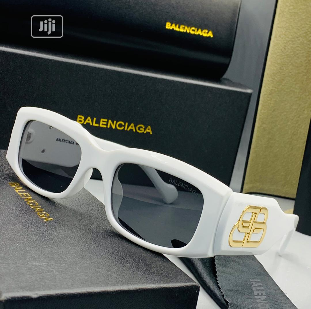 Unique Balenciaga Sunshade
