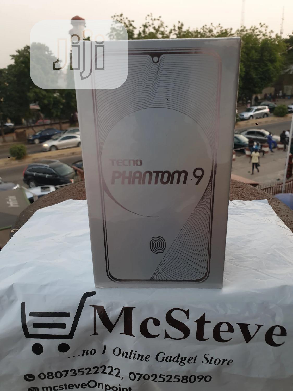 New Tecno Phantom 9 128 GB Blue