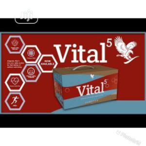 Vital 5. Bring Back Vitality. For Energy Performance   Vitamins & Supplements for sale in Lagos State, Ikeja