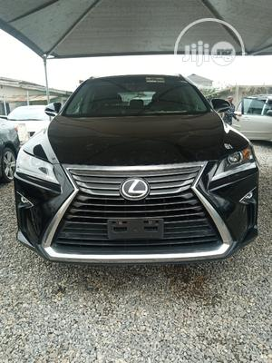 Lexus RX 2016 350 FWD Black | Cars for sale in Lagos State, Abule Egba