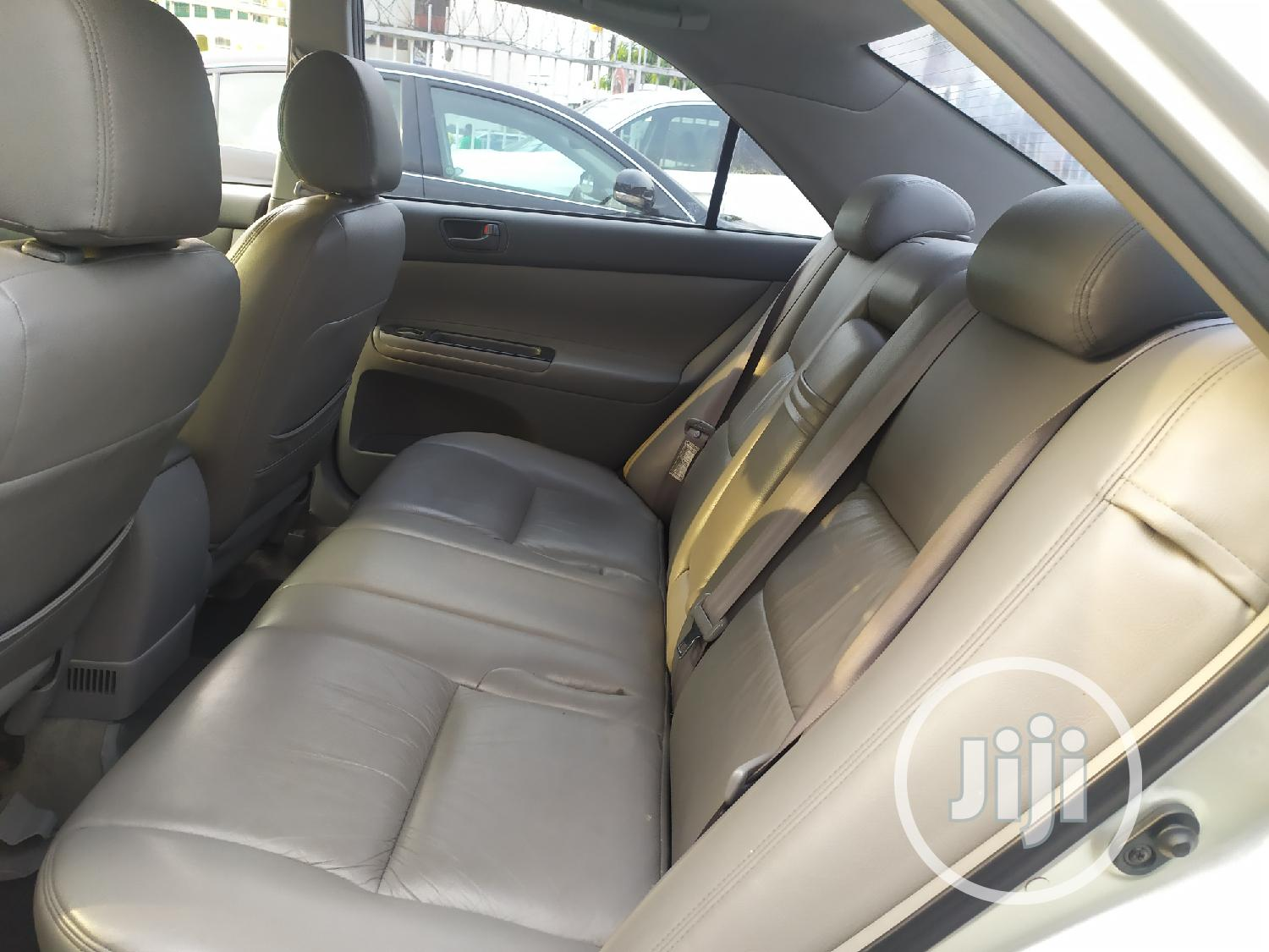 Toyota Camry 2002 Silver | Cars for sale in Ogba, Lagos State, Nigeria