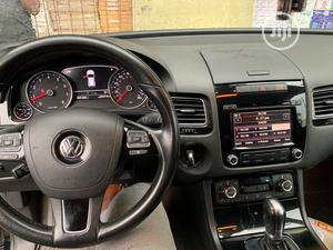 Volkswagen Touareg 2012 Black | Cars for sale in Lagos State, Lekki