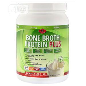 Olympian Labs Bone Broth Protein Plus, Vanilla Flavor, 13.5   Vitamins & Supplements for sale in Lagos State, Amuwo-Odofin