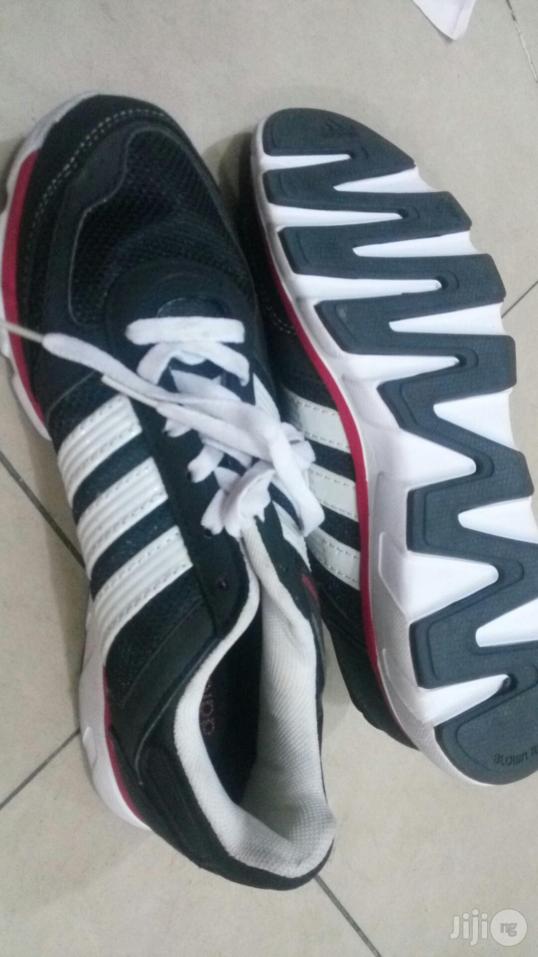 Archive: Adidas Jugging Canvas At Bonnyway Sports Int'l Ltd