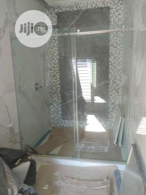 Toilet Shower Glass Cubicle | Plumbing & Water Supply for sale in Abuja (FCT) State, Apo District