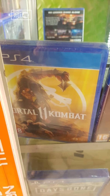 Mortal Kombat 11 For Playstation 4 And 5