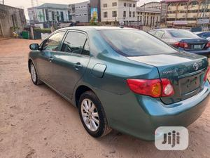 Toyota Corolla 2009 Green   Cars for sale in Lagos State, Ikeja