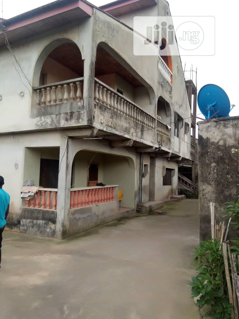 Block Of 4flats With Pent House At Idowu Egba Isheri Olofin
