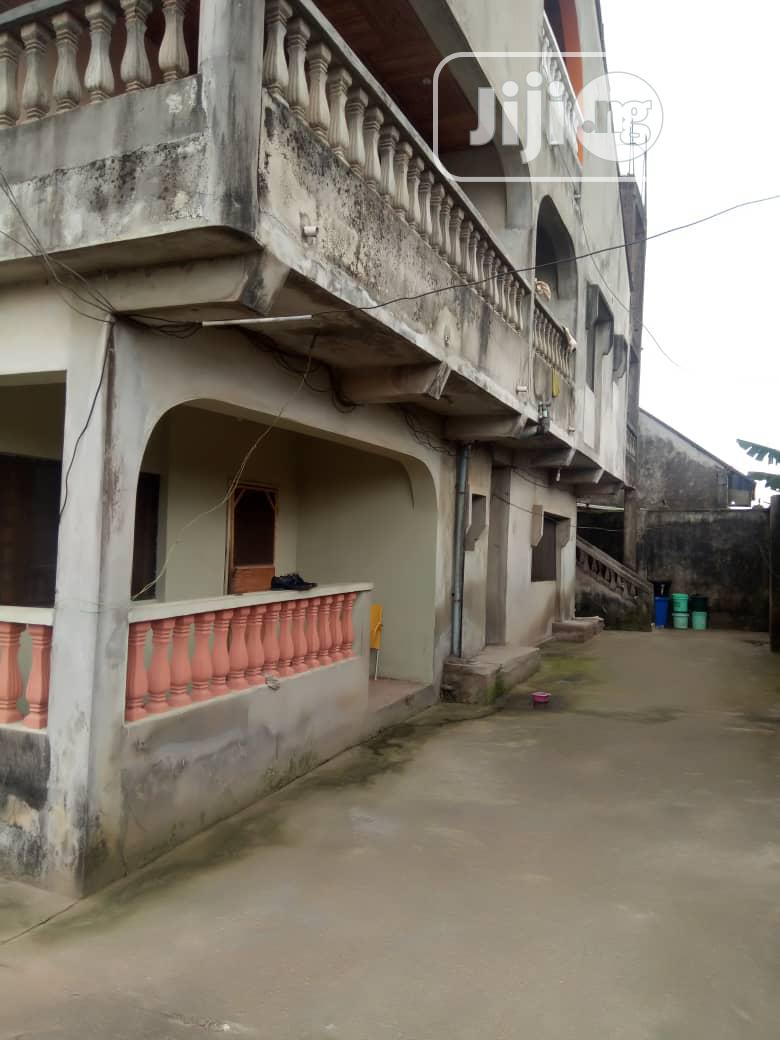 Block Of 4flats With Pent House At Idowu Egba Isheri Olofin | Houses & Apartments For Sale for sale in Iseri Olofin, Alimosho, Nigeria
