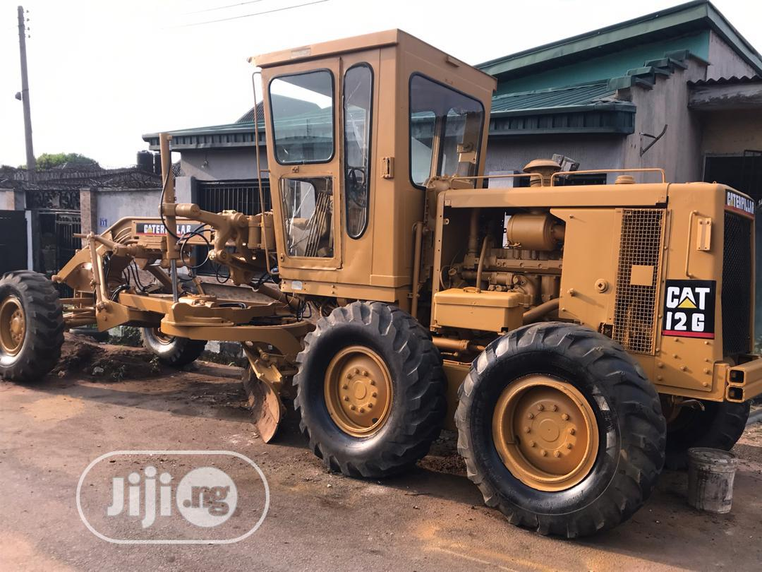 Archive: 12G Grader For Sale. Very Clean. Direct To Site.