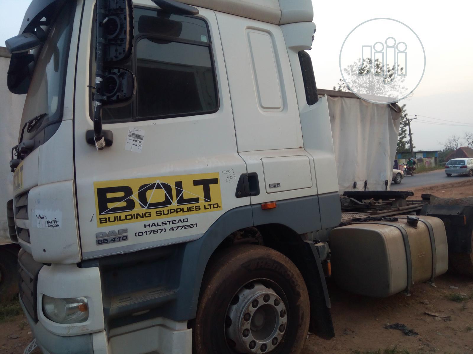 DAF CF Trailer Head For Sale   Trucks & Trailers for sale in Ibadan, Oyo State, Nigeria