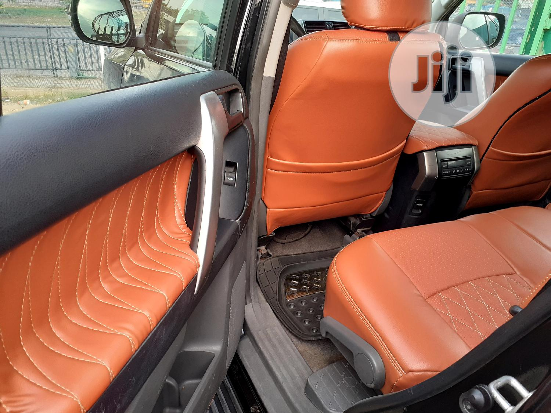 Archive: Toyota Land Cruiser Prado 2010 Black