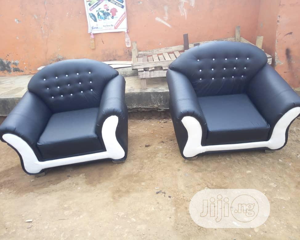 High Quality Black and White Sofa and Other Interiors