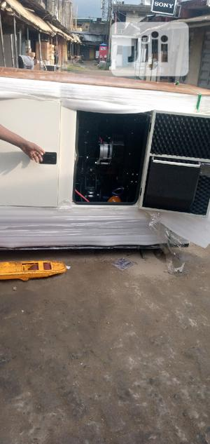 20KVA Perkins Sound Proof Diesel Generator | Electrical Equipment for sale in Lagos State, Isolo