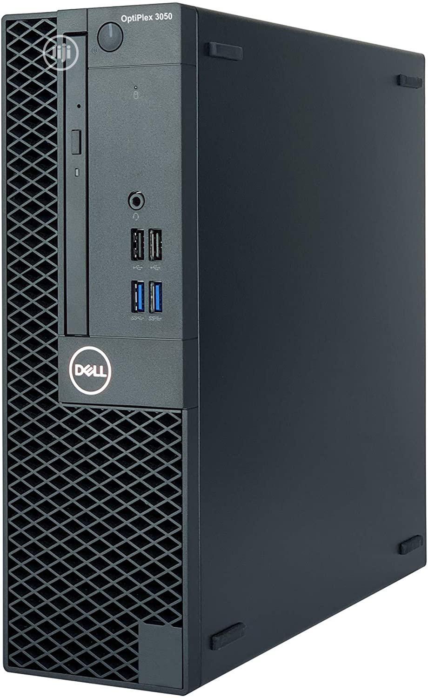 New Desktop Computer Dell OptiPlex 3050 8GB Intel Core I7 HDD 2T   Laptops & Computers for sale in Ikeja, Lagos State, Nigeria