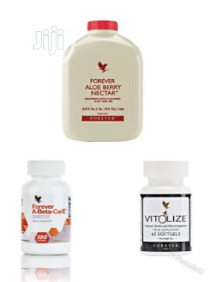Forever Prostate Cancer/Enlargement Care   Vitamins & Supplements for sale in Lagos State, Ikeja