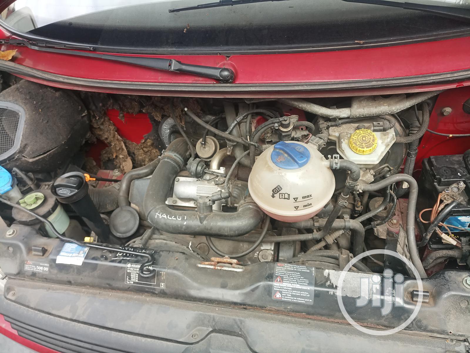 Archive: Volkswagen T4
