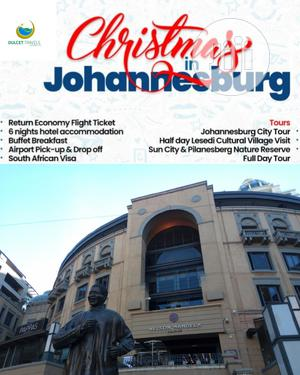Christmas in South Africa   Travel Agents & Tours for sale in Lagos State, Isolo