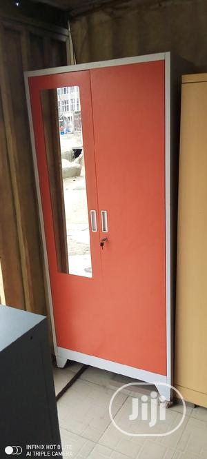 Quality Meta Office Wardrobe | Furniture for sale in Lagos State, Agege