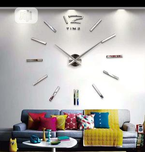 3D Wall Clock | Home Accessories for sale in Lagos State, Lagos Island (Eko)