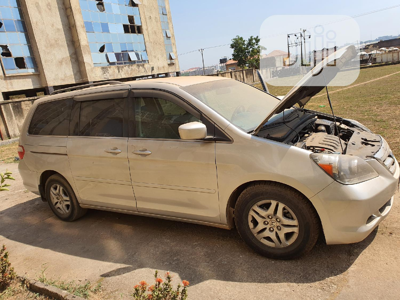 Honda Odyssey 2006 Touring Silver | Cars for sale in Jabi, Abuja (FCT) State, Nigeria