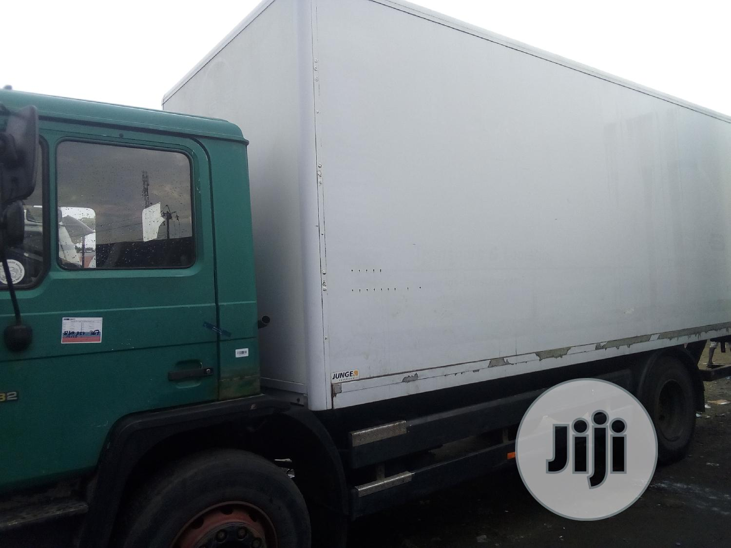 Man, Container Body   Trucks & Trailers for sale in Apapa, Lagos State, Nigeria