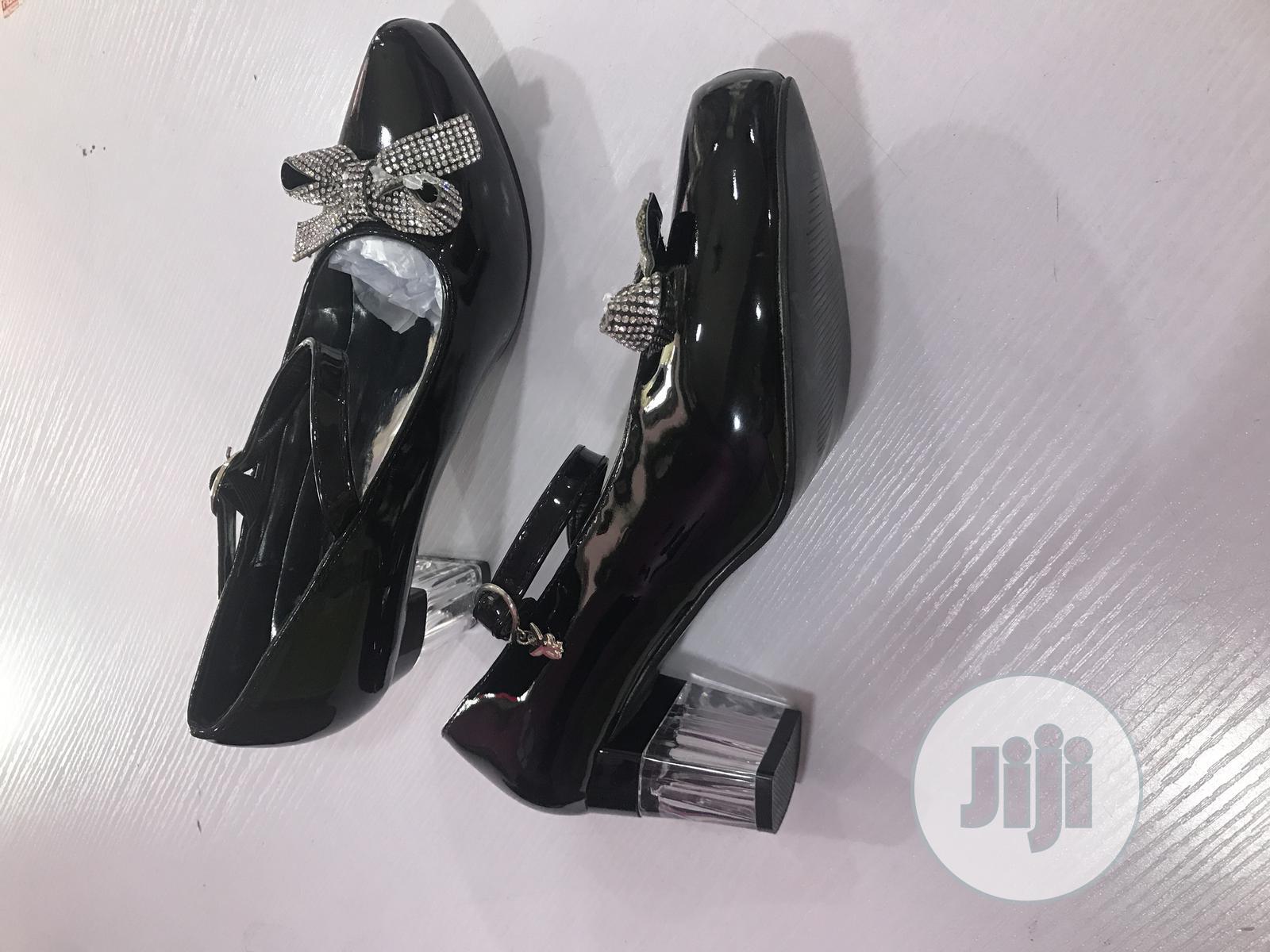 Girl High Heel Shoe