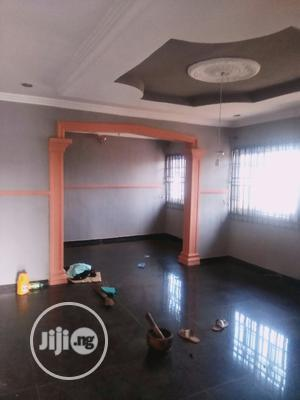 Neat 3 Bedroom Flat To Let Upstair No Lanflord In Compound | Houses & Apartments For Rent for sale in Edo State, Benin City