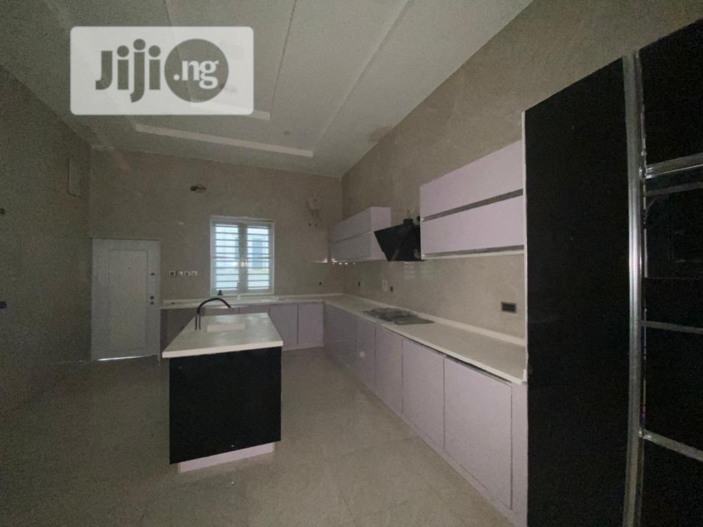 Archive: Brand New 5 Bedroom Detached Duplex @Off Chevron Alternative