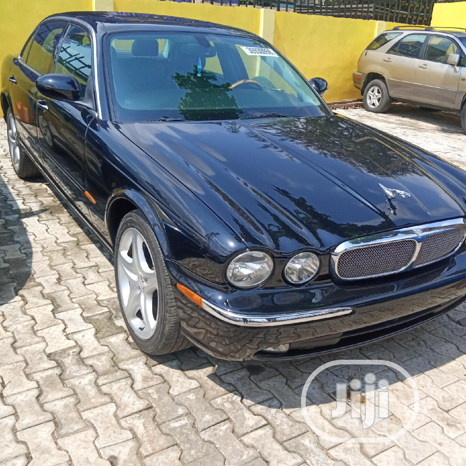 Jaguar XJ 2005 Black | Cars for sale in Ikeja, Lagos State, Nigeria