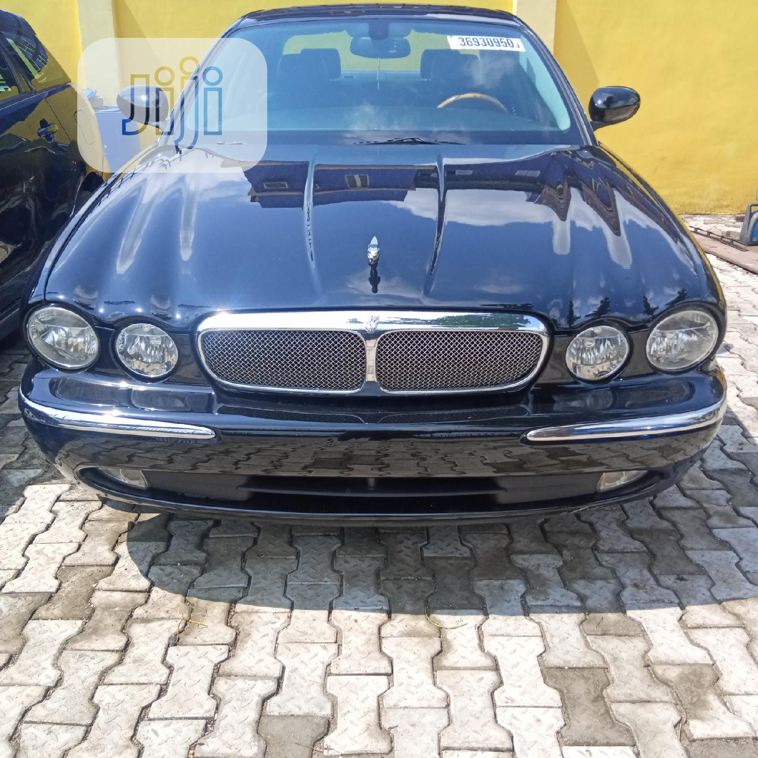 Jaguar XJ 2005 Black
