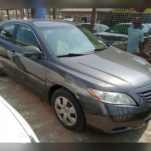 Toyota Camry 2008 3.5 LE Gray   Cars for sale in Lagos State, Alimosho