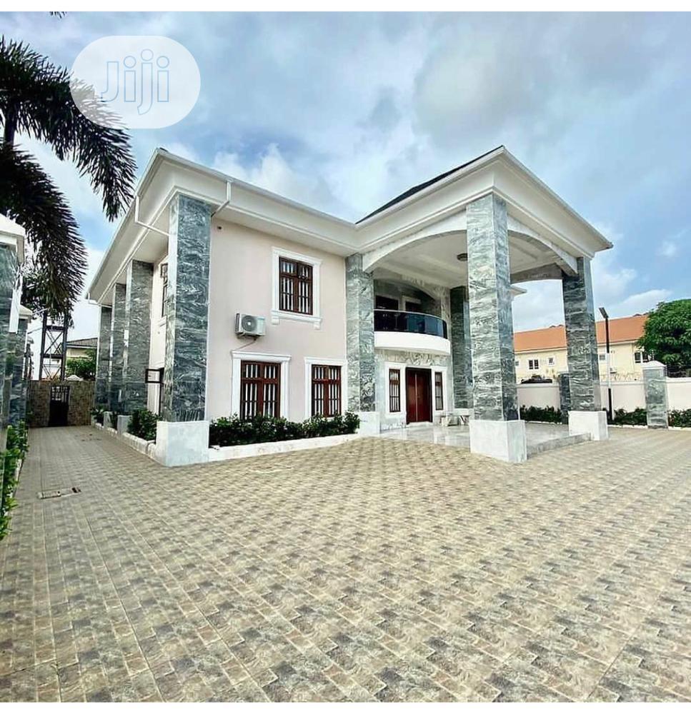 5 Bedroom Detached Duplex On 900sqm Of Land