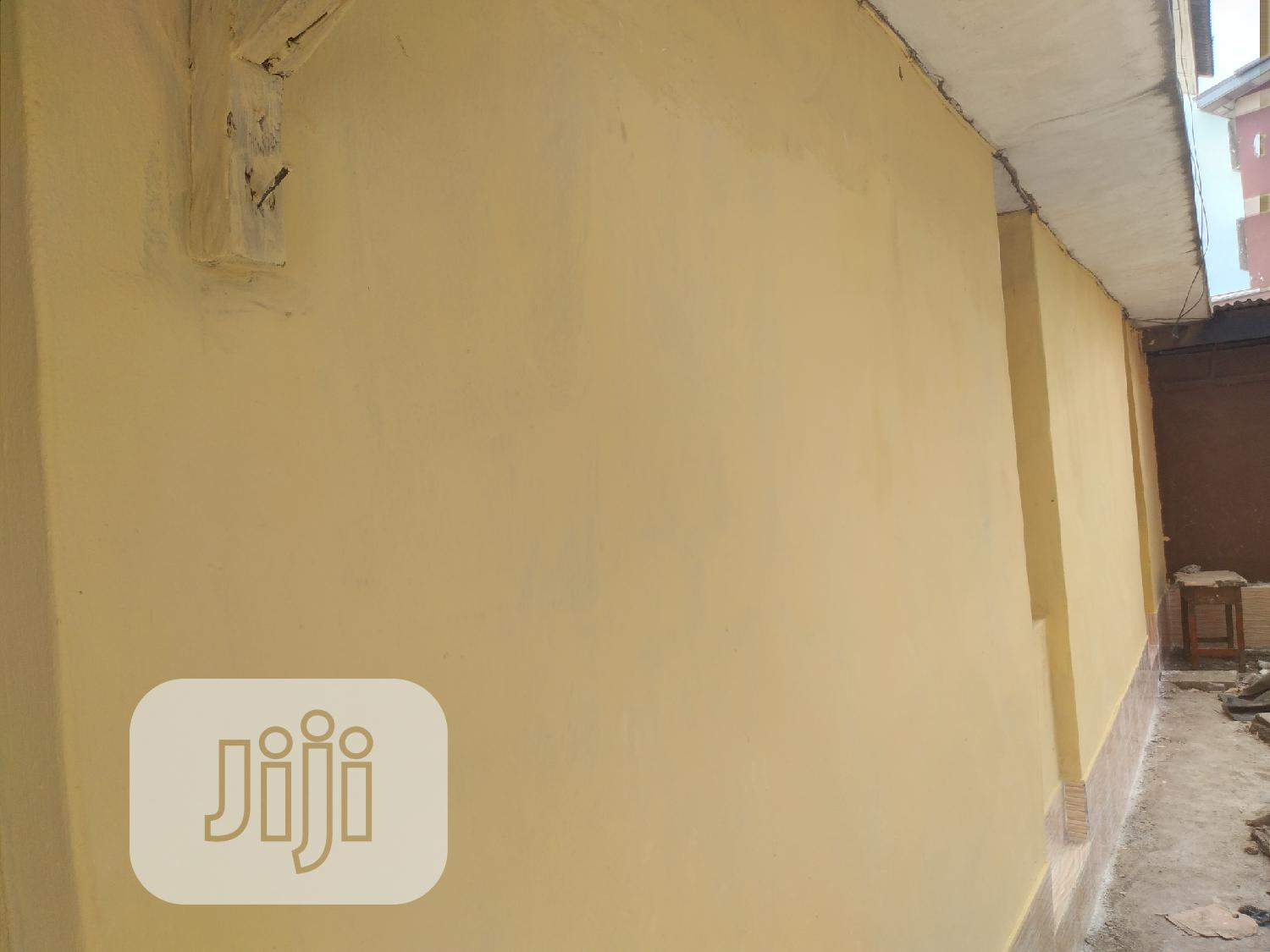 Archive: For Offuce Use: A Storey Building With 2units Of Miniflat
