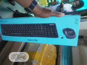 Logitech Mk270 Wireless Keyboard And Mouse | Computer Accessories  for sale in Lagos State, Ikeja