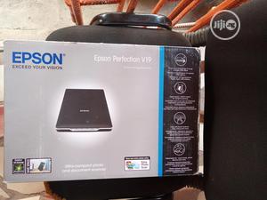 Epson V19 Photo Scanner | Printers & Scanners for sale in Lagos State, Lagos Island (Eko)
