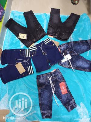 Girls Jeans And Short | Children's Clothing for sale in Lagos State, Ifako-Ijaiye