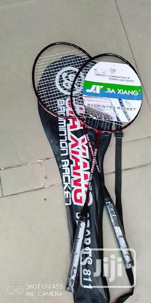 2 in One Badminton Racket   Sports Equipment for sale in Lagos State, Surulere