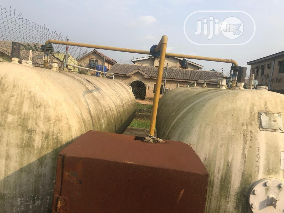 Archive: Complete 5tons Lpg Storage Tank Skid