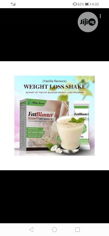 Fat Blaster Tea, Ultimate DIET SHAKE
