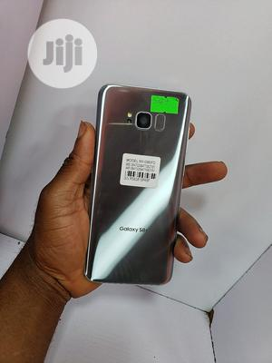 Samsung Galaxy S8 Plus 64 GB Silver | Mobile Phones for sale in Lagos State, Ikeja