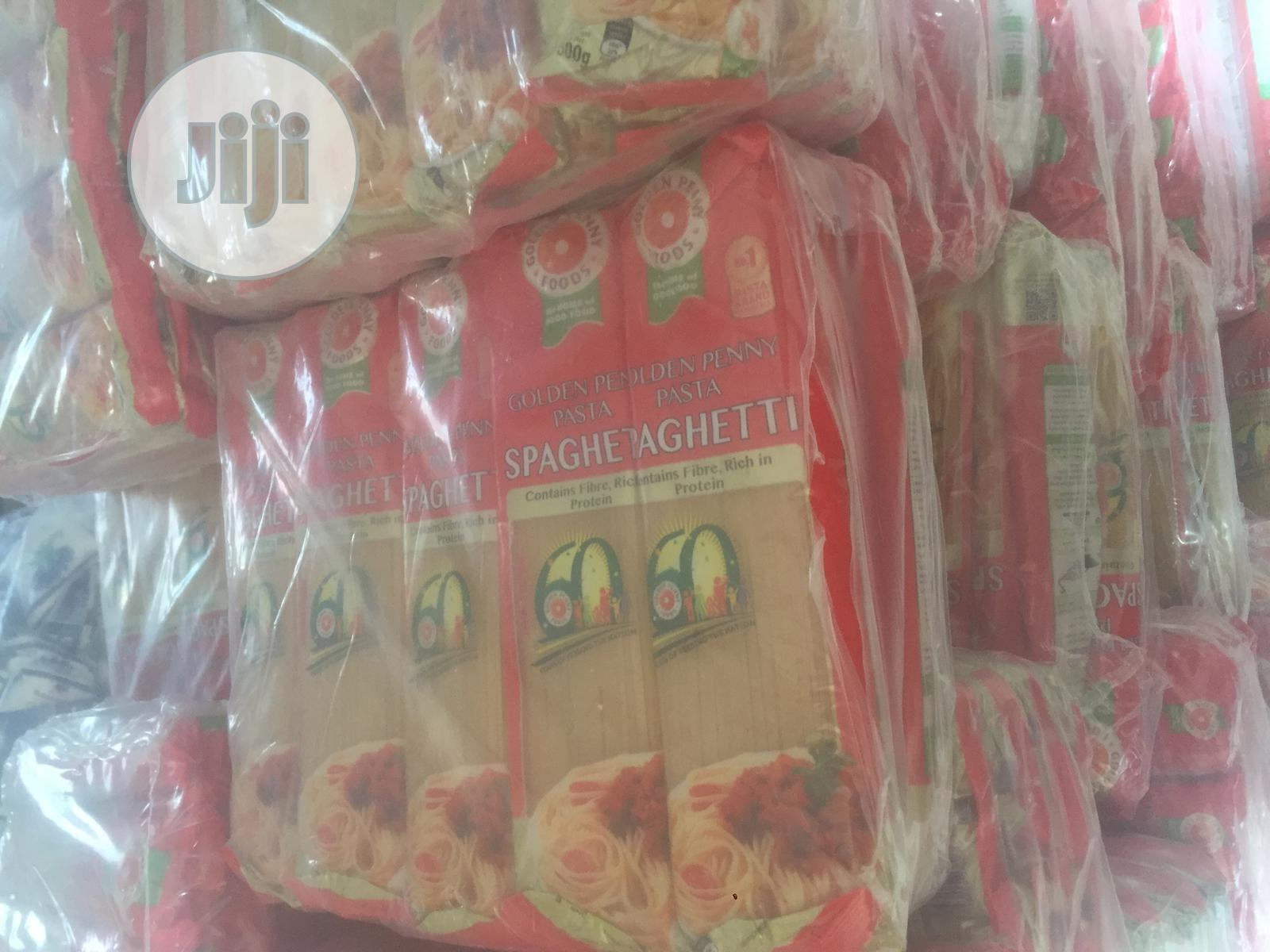 Archive: Spaghetti Carton Of 20 Packs