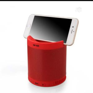 Q3 Portable Bluetooth Speaker With Mobile Phone Port | Audio & Music Equipment for sale in Abuja (FCT) State, Asokoro