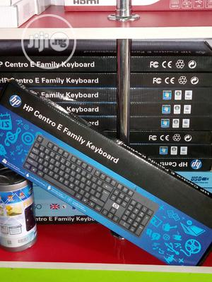 Hp Wired External Keyboard   Computer Accessories  for sale in Abuja (FCT) State, Apo District