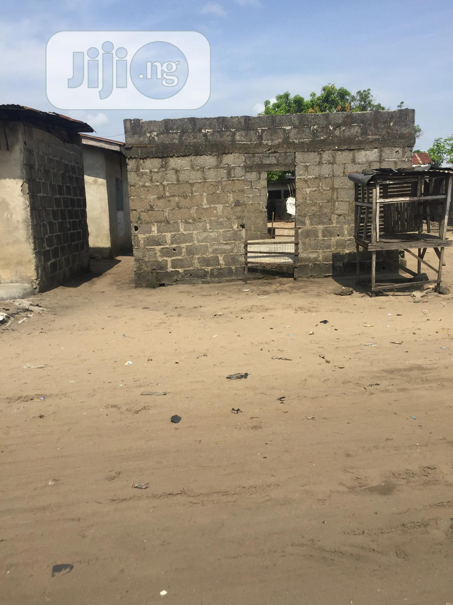 Quieter Plot Of Land At Magbon Via Agbara For Sale